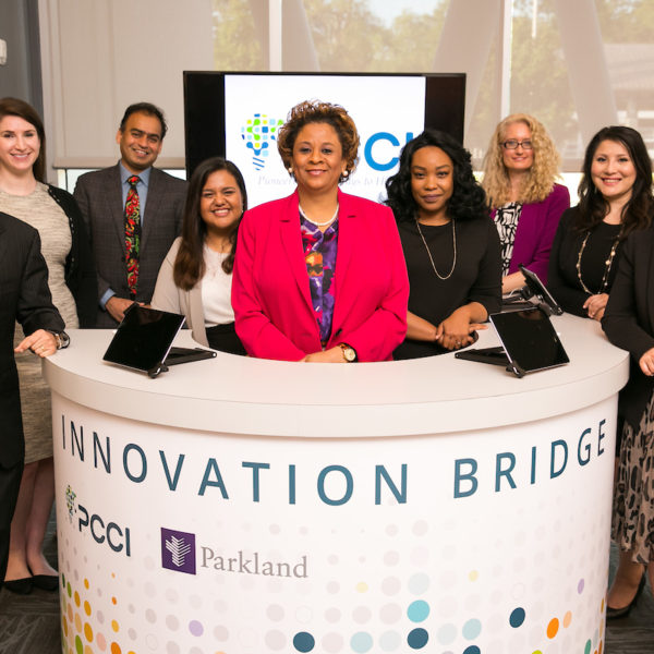 PCCI's Innovation Bridge Opens at Parkland's Hatcher Station Health Center