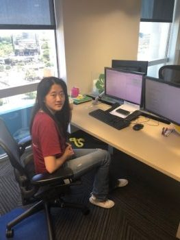 Emily Wang, PCCI Data Science Intern