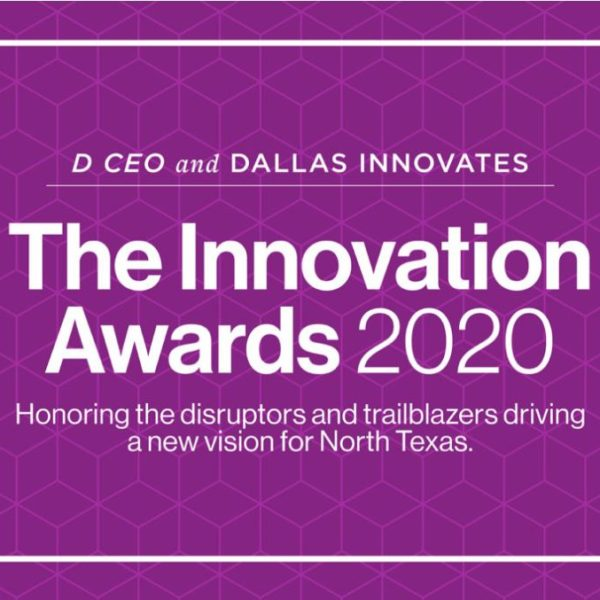 PCCI a finalist for the Innovation Awards 2020