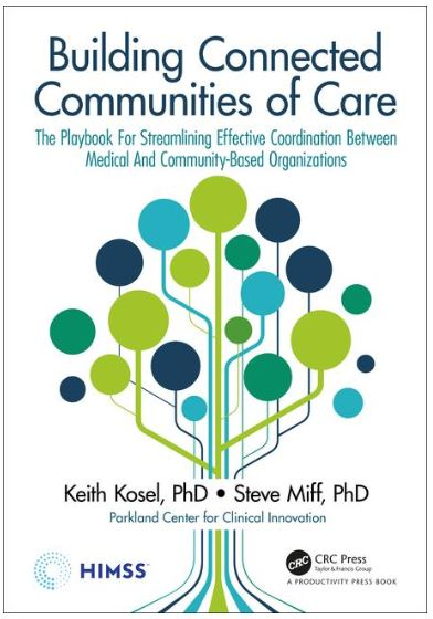RESERVE A COPY OF THE BOOK THAT WILL HELP BUILD SUSTAINABLE CONNECTED COMMUNITIES OF CARE