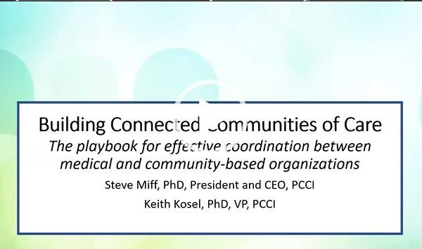 HIMSS Interview with co-authors of new PCCI book, 'Building Connected Communities of Care'