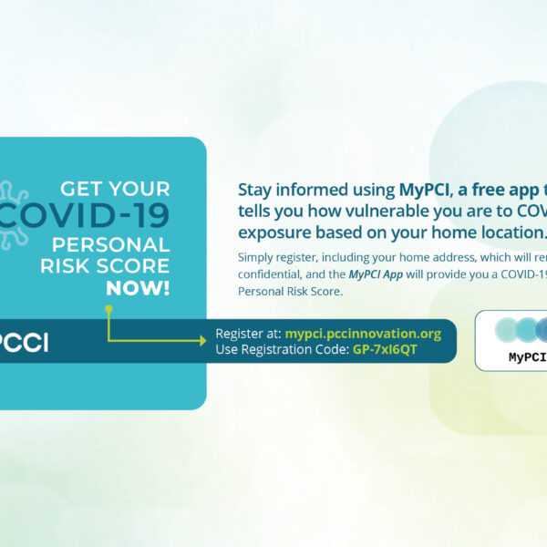 Get Your COVID19 Person Risk Score Now